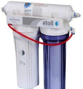 Проточный питьевой фильтр Atoll А-312Е