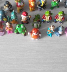 Продам игрушки из пластика.Энергетик