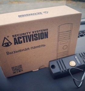 Вызывная панель видеодомофон Activision 305