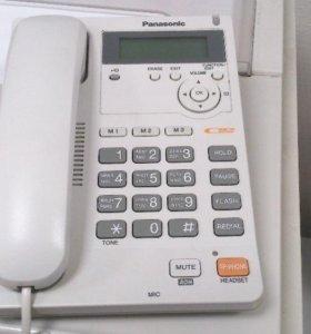 Телефон Panasonic KX-TS2565 в хорошем состоянии