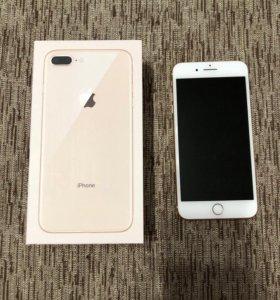 Продам iPhone 8 Plus gold