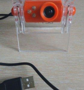 Веб камера Jet.A Clipper JA-WC4 Orange