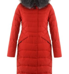 Новая яркая зимняя куртка