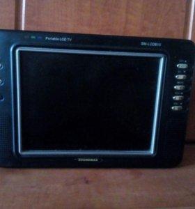 Телевизор автомобильный и для дома
