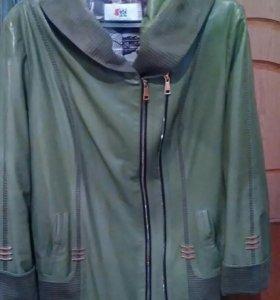Куртка из Эко-кожи, новая