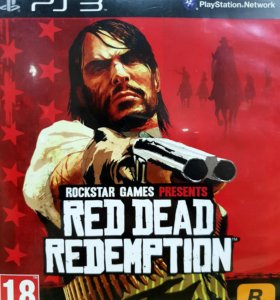 Игра PS3-Red Dead Redemption!!!