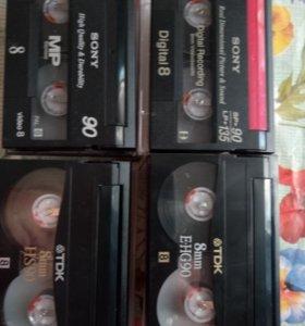 Видео кассеты цена за всё