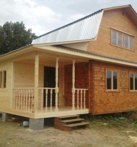 плотники-строители
