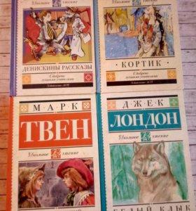 Книги из серии школьной литературы