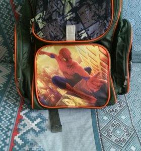 Рюкзак+мешок для обуви в комплекте