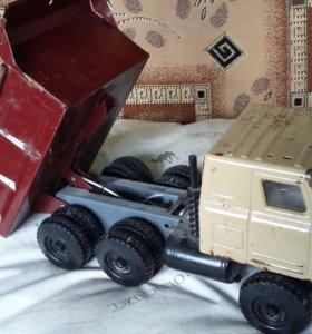 Детская машинка советских времён