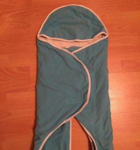 Спальный мешок на липучках