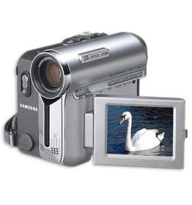 Видеокамера цифровая Mini DV SAMSUNG VP-D355i