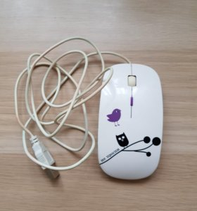 Компьютерная проводная мышка