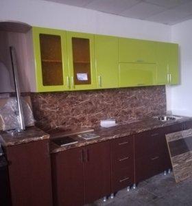 Кухня МДФ новая