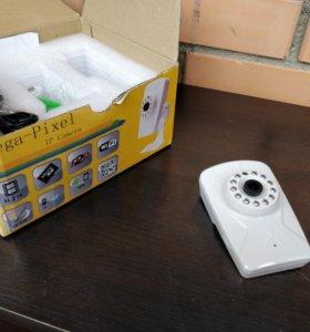Домашняя Wi-Fi камера