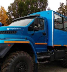 Вахтовый автобус на базе Урал Next, 32551-5013-71