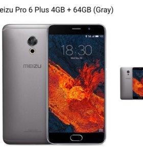 Смартфон Meizu Pro6 Plus