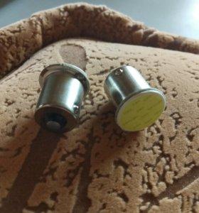 Светодиодные лампы p21w
