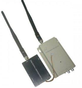 Приемо-передатчик видео и аудио на 5км