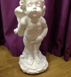Статуя -ангелок
