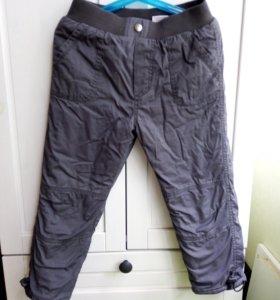 Супер тёплые штаны 104 - 110 зинние