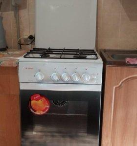 Кухонная газовая плита Гифест