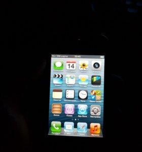 Iphone 4s 16 Gb ios 6.1.3