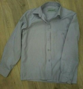 Рубашки в школу.