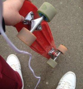 Скейтборд мини-лонгборд пенни круизер