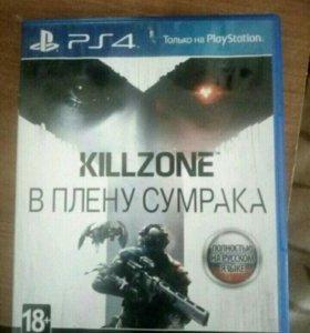 Диск PS4