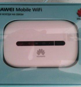 Мобильный wi-fi роутер Huawei E5330