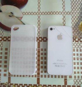 Айфон 4s,16qb.