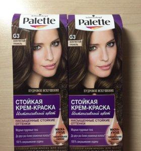 Краска для волос 2 шт