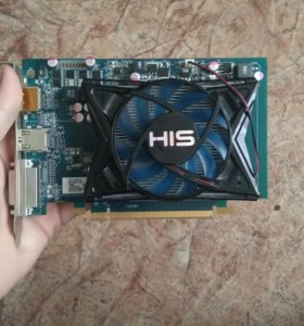 HIS AMD Radeon HD 7770 Series