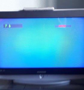 Телевизор диаметр 77см