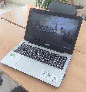 Мощный ноутбук ASUS X555UB