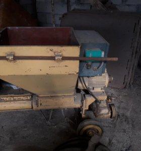 Агрегат для распыления шпаклёвки