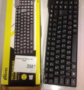 Клавиатура Ritmix 100 usb