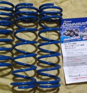 Пружины спортивные занижение Daihatsu mira