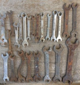 Набор ключей гаечных