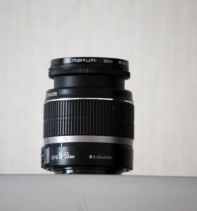Объектив Canon 18-55 kit
