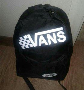 Vans рюкзак