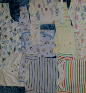 Вещи пакетом на малыша от 0 до 3 месяцев