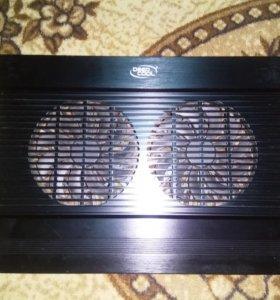 Железная охлаждающая подставка под ноутбук