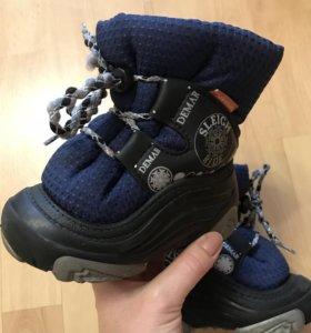 Demar зимняя обувь