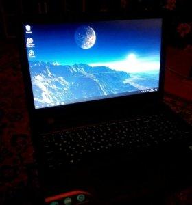 Ноутбук свежий