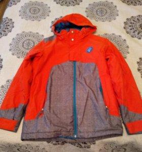 Куртка подростковая осень - весна