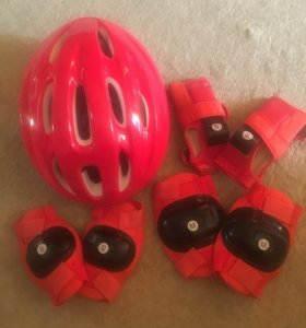 Защитный набор для езды на роликах