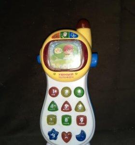 Умный телефончик интерактивный